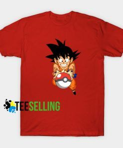 Dragon Ball T shirt Adult Unisex