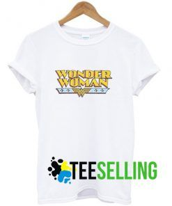 Wonder Woman T shirt Adult Unisex