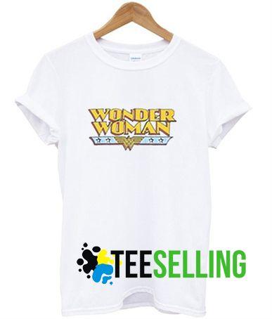 Wonder Woman T shirt Adult Unisex