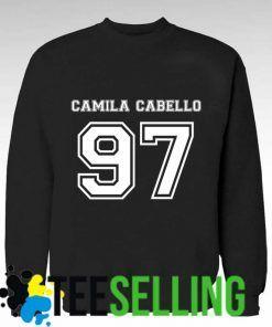 Camila Cabello Fifth Harmony Birthday Sweatshirt Unisex Adult