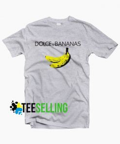 DOLCE BANANA T-shirt Unisex For Men and Women Adult