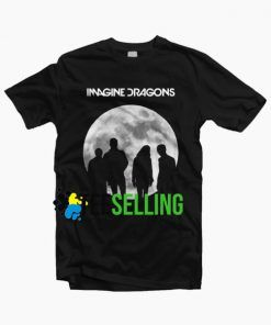 IMAGINE DRAGON T-SHIRT UNISEX ADULT