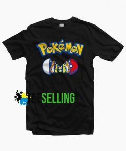 Pokemon T-Shirt Unisex Adult