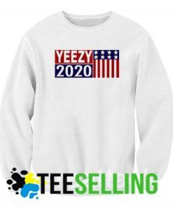 YEEZY 2020 Sweatshirt For Men and Women Size S to 3XL