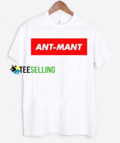 ANT MANT T-SHIRT UNISEX ADULT