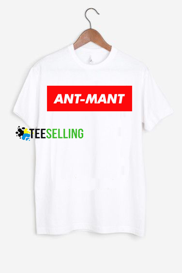 ANT MAN T SHIRT ADULT UNISEX