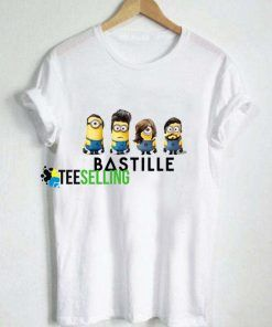 Bastille Band Minion T-shirt