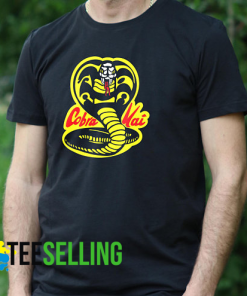 COBRA KAI T-SHIRT ADULT UNISEX