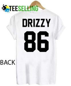 DRIZZY 86 T-SHIRT UNISEX ADULT