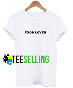 FOOD LOVER T-SHIRT ADULT UNISEX