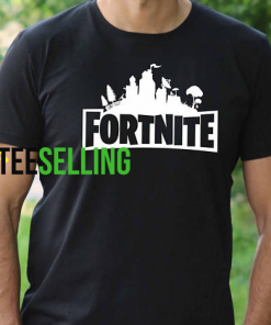 FORTNITE T-SHIRT ADULT UNISEX For Men and Women