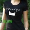 FRIENDS T-SHIRT ADULT UNISEX