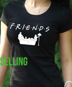 FRIENDS T-SHIRT ADULT UNISEX