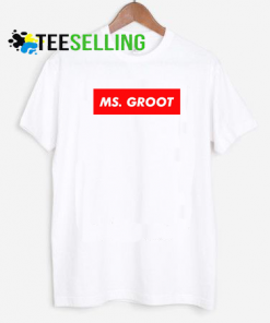 MS. GROOT T-SHIRT UNISEX ADULT