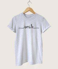 SMILE T-SHIRT UNISEX ADULT