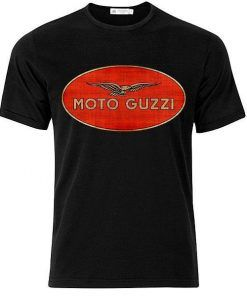 MOTO GUZZI T-SHIRT UNISEX ADULT