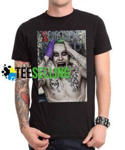 JOKER FACE T-SHIRT UNISEX ADULT