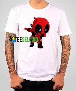 Deadpool dab T-shirt Unisex Adult