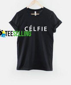 CELFIE T Shirt Unisex For Men and Women Adult
