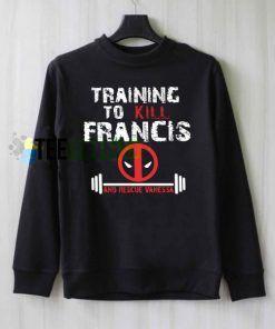 DEADPOOL TRAINING Unisex Adult Sweatshirts