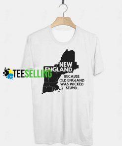 New England T Shirt