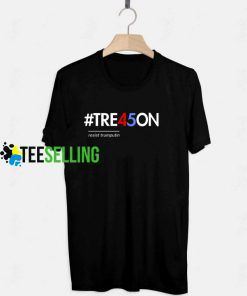 Tre45on Hastag T-shirt Adult Unisex