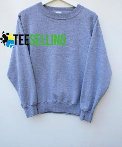 Grey Sweatshirt Unisex Adult Size S,M,L,XL,2XL,3XL
