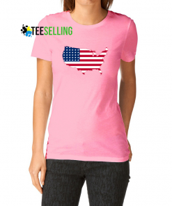 United States Flag T Shirt Unisex