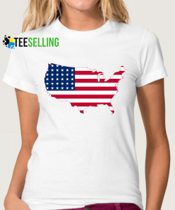 United States Flag T Shirt