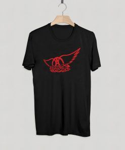 Aerosmith band T shirt