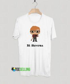 Ed Sheeran T shirt Unisex