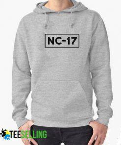 NC-17 unisex adult Hoodies