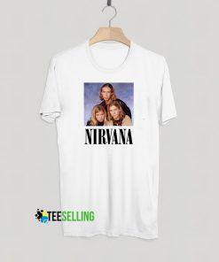 Nirvana Hanson T Shirt Adult Unisex