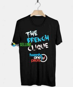 The French Clique T shirt