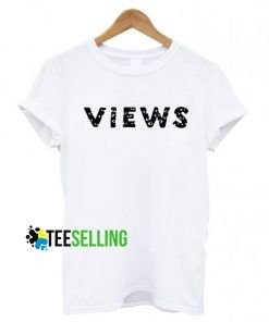 VIEWS T shirt Unisex Adult Size XS,S,M,L,XL,2XL,3XL