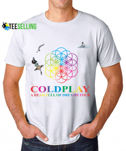 Cold Play T-shirt