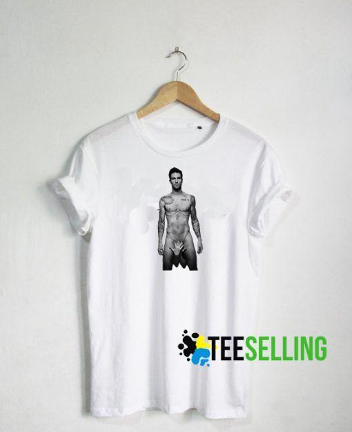 Adam Levine T shirt Adult Unisex