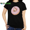 Unicorn Hamster Donut T-shirt