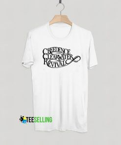 Creedence Clearwater Revival T-shirt Adult Unisex
