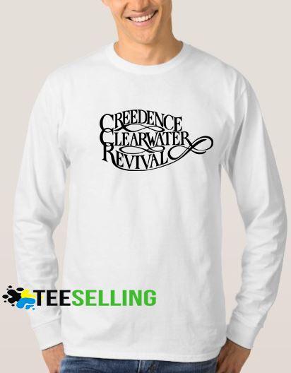 Creedance Clearwater Revival Sweatshirt