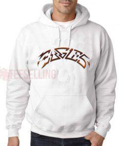 Eagles Logo Band Hoodies