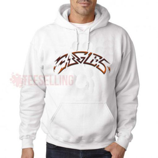 Eagles Logo Band Hoodies