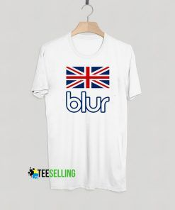 blur Band T Shirt Unisex Adult