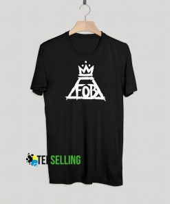 Fall Out Boy Band T Shirt Unisex Adult