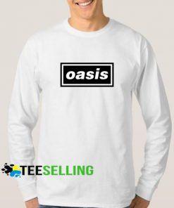 OASIS Band Sweatshirt