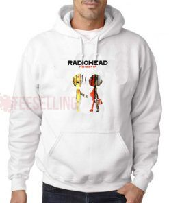 Radiohead The Best Of Hoodies