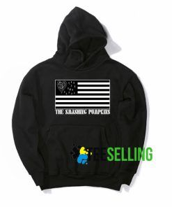 The Smashing Pumkins American Flag Hoodies