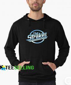 the strokes hoodie