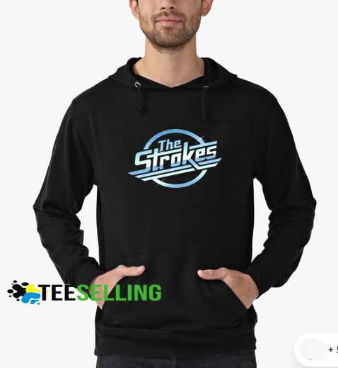 The Strokes Band Hoodies