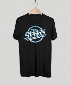 The Strokes T Shirt Adult Unisex